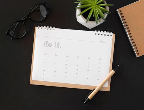 لیست انجام کارها و برنامه ریزی هوشمند